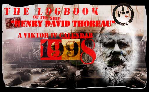The Logbook of the Ship Henry David Thoreau